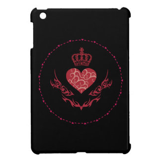 Étui iPad Mini Roi de coeur