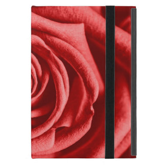 Étui iPad Mini Rose rouge