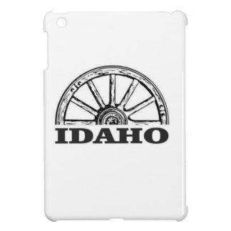 Étui iPad Mini Roues de l'Idaho