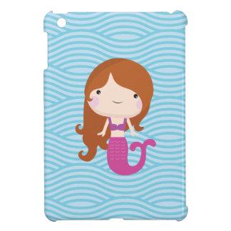 Étui iPad Mini Sirène