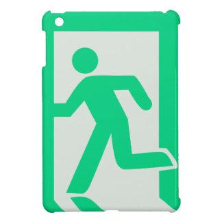 Étui iPad Mini Sortez le signe