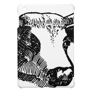 Étui iPad Mini Tête de Taureau avec des klaxons
