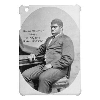 """Étui iPad Mini Thomas """"Tom aveugle"""" Wiggins, 1860"""