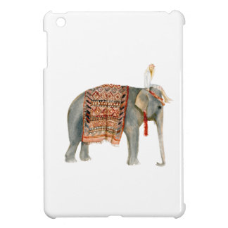 Étui iPad Mini Tour d'éléphant