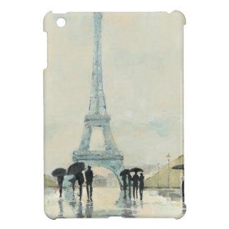 Étui iPad Mini Tour Eiffel   Paris sous la pluie