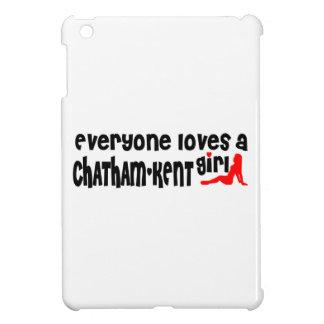 Étui iPad Mini Tout le monde aime une fille de Chatham-Kent