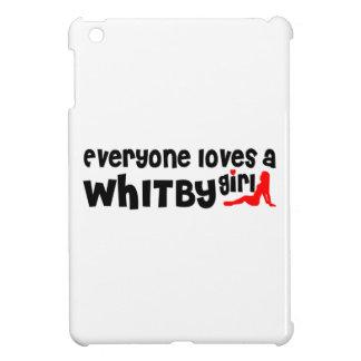 Étui iPad Mini Tout le monde aime une fille de Whitby