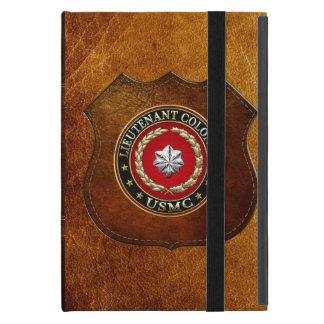 Étui iPad Mini U.S. Marines : Lieutenant-colonel (usmc LtCol)