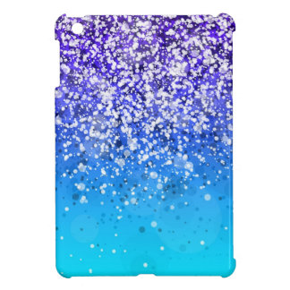 Étui iPad Mini Variations de parties scintillantes VIII
