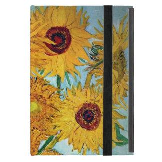 Étui iPad Mini Vincent van Gogh - vase avec 12 tournesols