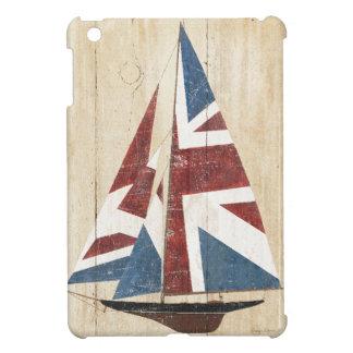 Étui iPad Mini Voilier britannique de drapeau