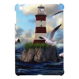 Étui iPad Mini Voler d'oiseaux de phare
