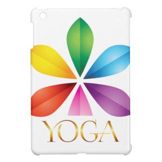 ÉTUI iPad MINI YOGA DE FLEUR