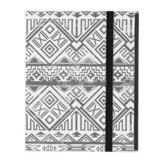 Étui iPad Motif aztèque géométrique abstrait 2