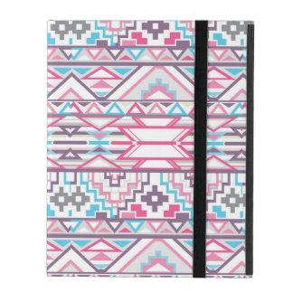 Étui iPad Motif aztèque géométrique abstrait 3