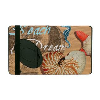 Étui iPad Rêve de plage
