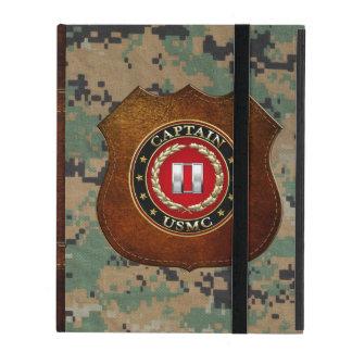 Étui iPad U.S. Marines : Captain (capitaine d'usmc) [3D]