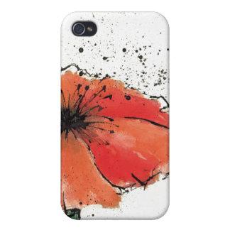 Étui iPhone 4/4S Fleur en pleine floraison