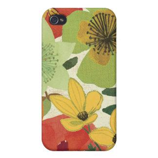Étui iPhone 4/4S Jardin Brights