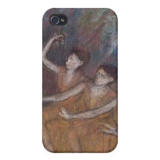 Étui iPhone 4 Danseuses d'Edgar Degas | Trois