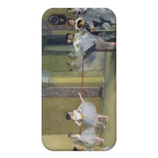 Étui iPhone 4 Edgar Degas | le foyer de danse