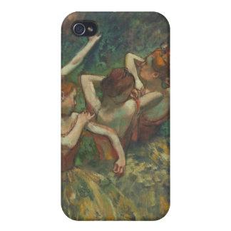 Étui iPhone 4 Edgar Degas | quatre saisons dans l'une tête,