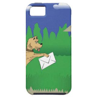 Étui iPhone 5 28dog et lettre