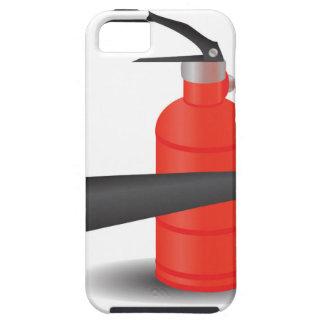 Étui iPhone 5 90Fire Extinguisher_rasterized