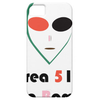 Étui iPhone 5 alien