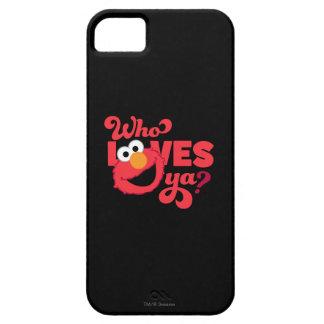 Étui iPhone 5 Amour Elmo