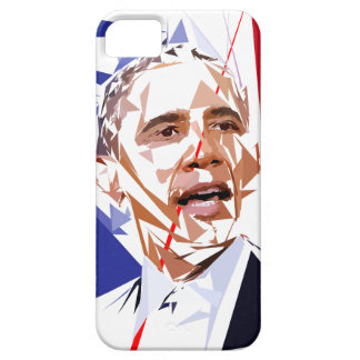 Étui iPhone 5 Barack Obama