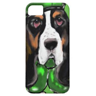 Étui iPhone 5 Basset Hound