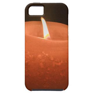Étui iPhone 5 Bougie