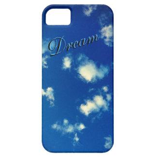 Étui iPhone 5 caisse de ciel nuageux