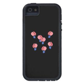 Étui iPhone 5 Cas de l'iPhone 5/5s/SE de ballons à air