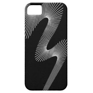 Étui iPhone 5 cas déséquilibré de téléphone portable de 2017 BMB