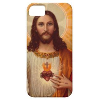 Étui iPhone 5 Cas du téléphone 5 de Jésus I