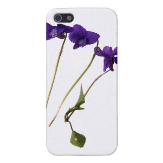 Étui iPhone 5 coque iphone 6 Violettes