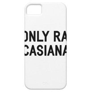 Étui iPhone 5 Coup sec et dur Caucasianally