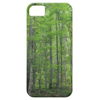 Étui iPhone 5 Dans le cas de l'iPhone 5/5S en bois à peine là