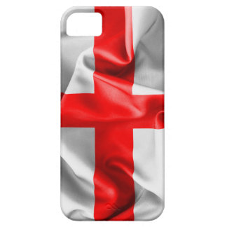 Étui iPhone 5 Drapeau croisé anglais de St Georges