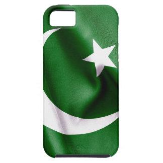 Étui iPhone 5 Drapeau du Pakistan