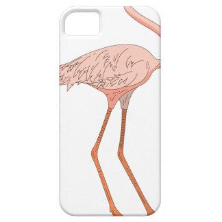 Étui iPhone 5 Flamant #5