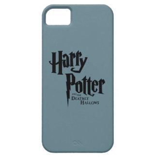 Étui iPhone 5 Harry Potter et le de mort sanctifie le logo 2