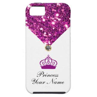 Étui iPhone 5 iPhone royal de monogramme 5 cas