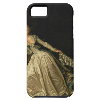Étui iPhone 5 Jean-Honore Fragonard - le baiser volé -