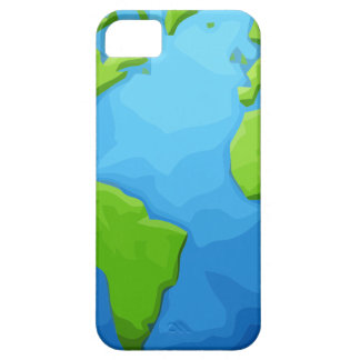 Étui iPhone 5 la terre