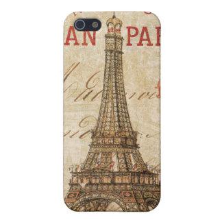 Étui iPhone 5 Lettre de Paris