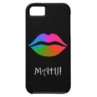Étui iPhone 5 Mahj ! Cas de téléphone