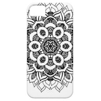 Étui iPhone 5 Mandala